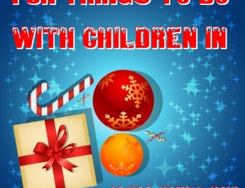 Tip of the Month – Fun Things to do with Children in December