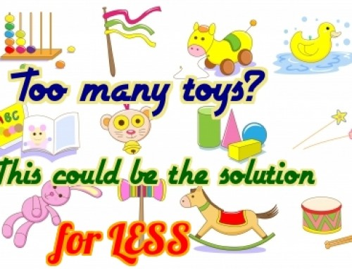 Link of the Month – Too Many Toys? This Could be the Solution for Less.