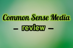 This is a review of the common sense media site.
