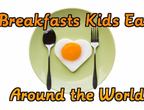 Link of the Month: Breakfasts Kids Eat Around the World