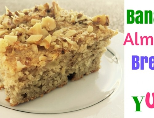 Tasty Tuesday: Banana Almond Bread