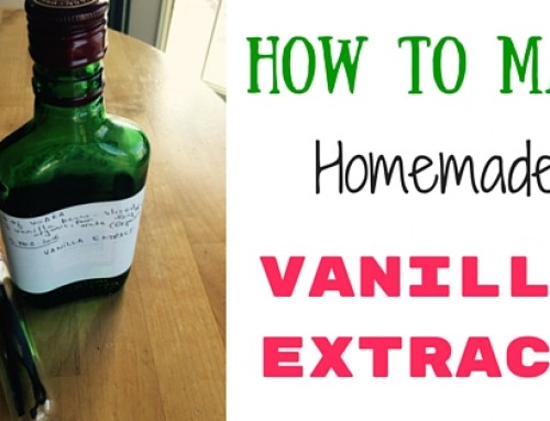 Tasty Tuesday: Homemade Vanilla Extract
