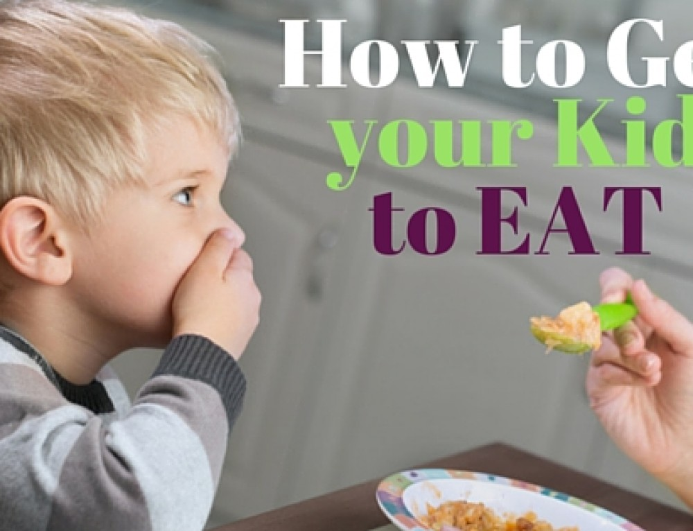 Get your Picky Eater to EAT Workshop