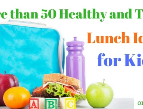 Back to School: Healthy and Tasty Lunch Ideas for Kids