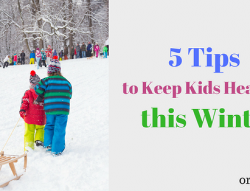 5 Easy Tips to Keep your Child Healthy this Winter