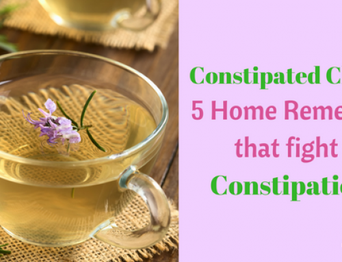 Constipated Child? 5 Natural Remedies that Fight Constipation