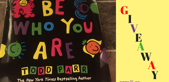 Interview and Giveaway with Todd Parr