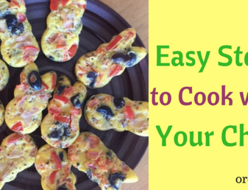 Cooking with Your Child – Easy Tips to Teach your Child How to Cook